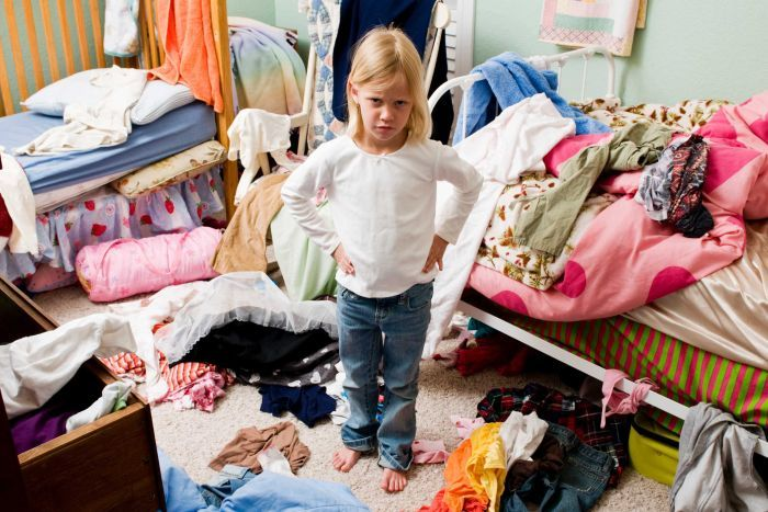 What Does A Messy House Say About You