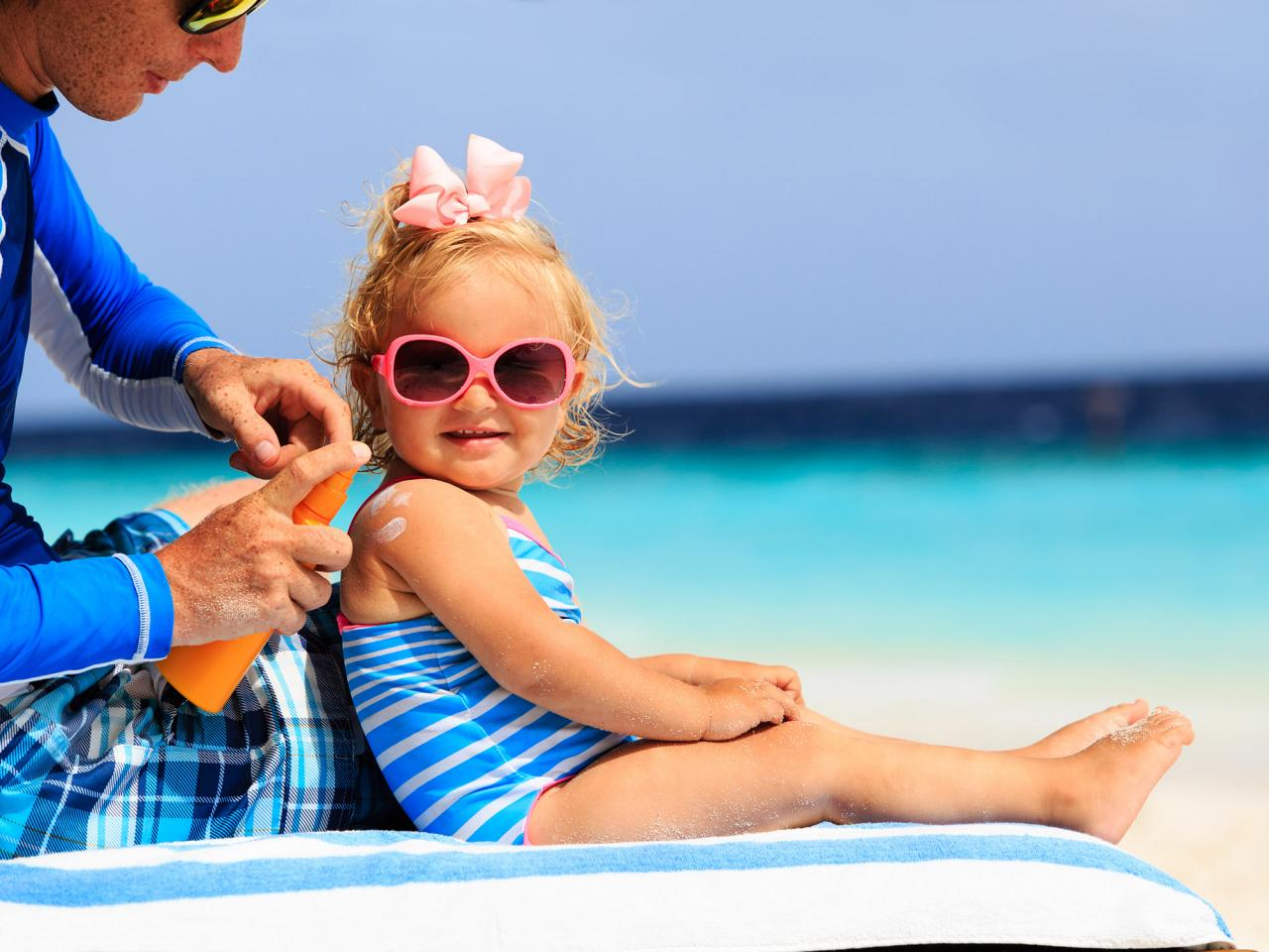Find Out How Sunscreen On Kid Causes Allergic Reactions