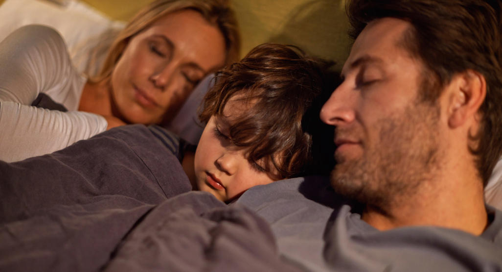 Should You Lie Down with Your Kid Until They Fall Asleep?